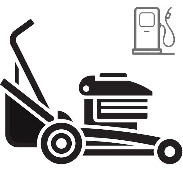 Masini de tuns iarba pe benzina