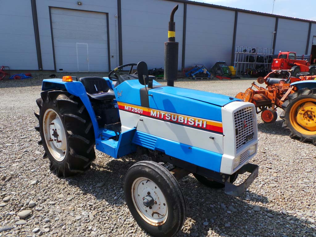 Tractor Second Hand Mitsubishi MT2501, 25 CP, 4x2