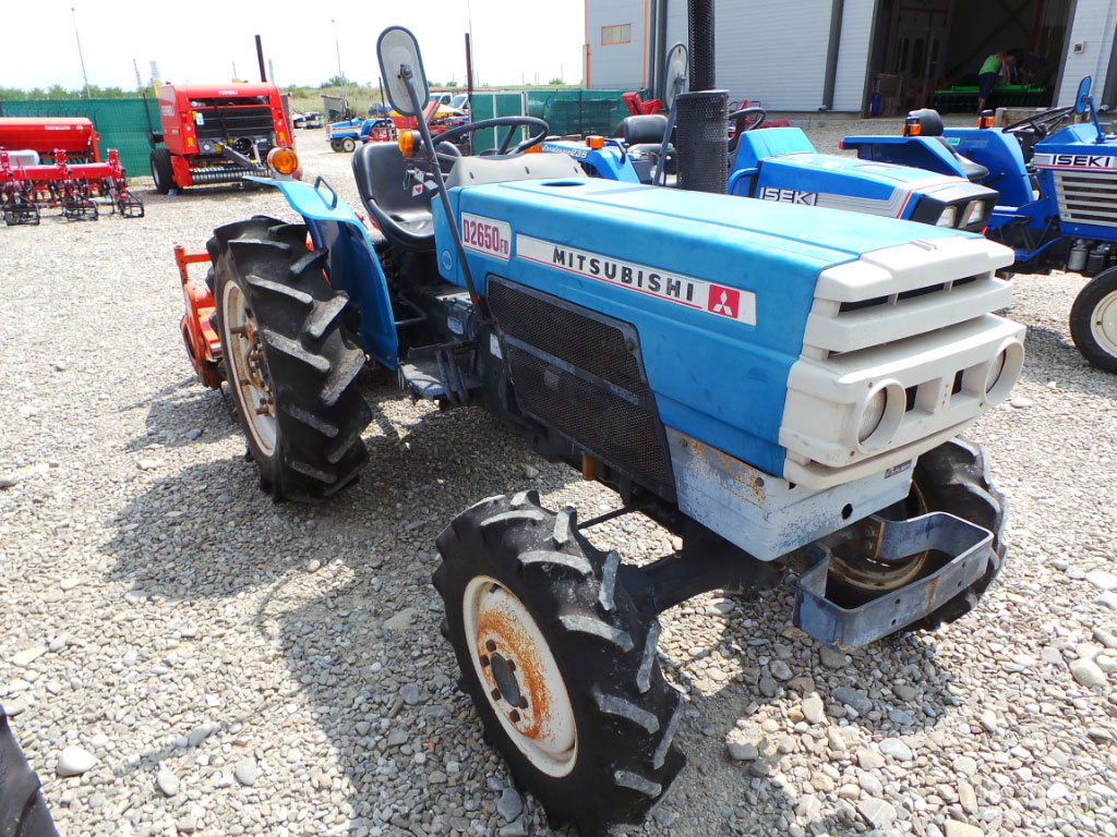 Tractor Second Hand Mitsubishi D 2650 FD, 26 CP, 4x4
