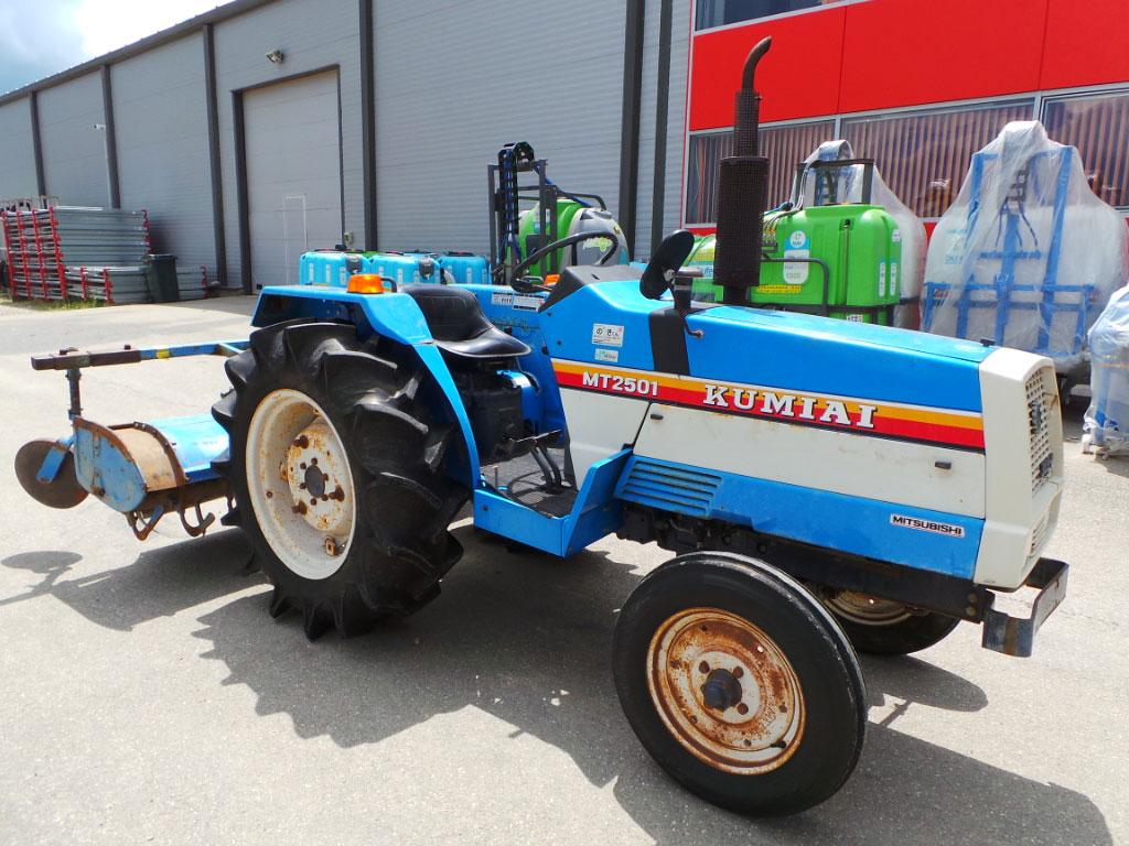 Tractor Second Hand Mitsubishi MT 2501 S, 25 CP, 4x2