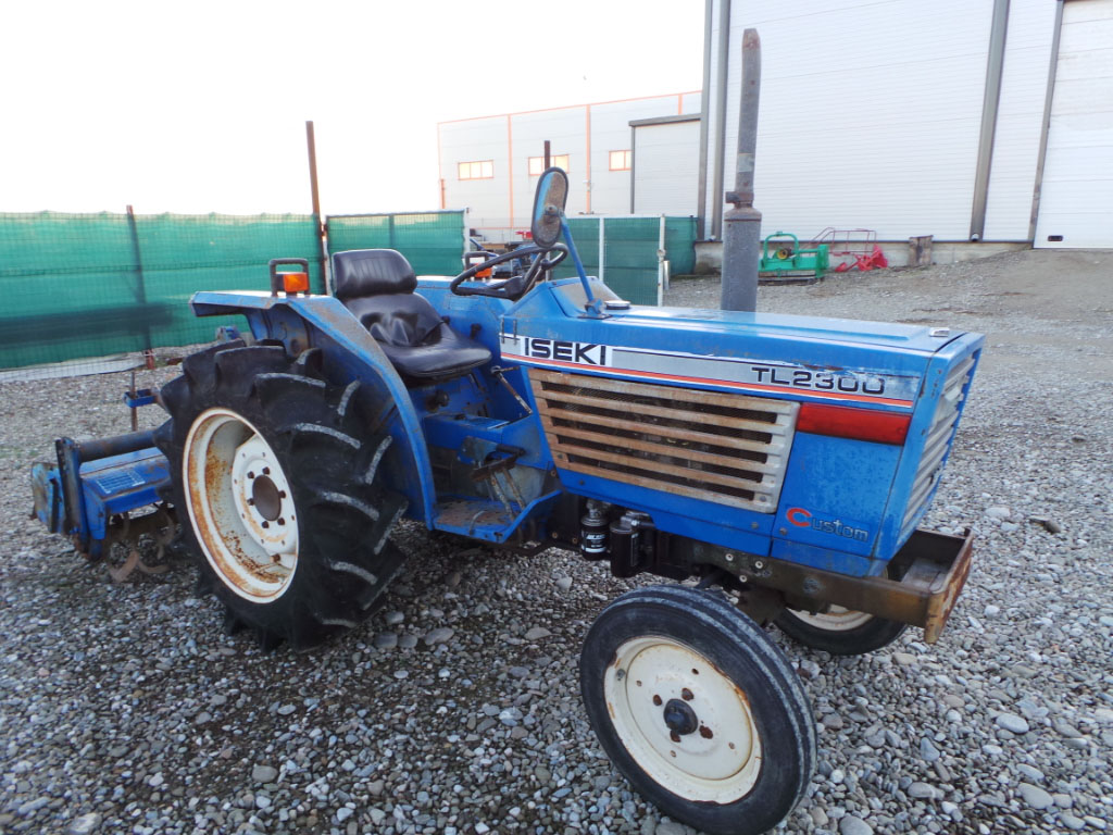 Tractor Second Hand ISEKI TL2300, 23 CP, 4x2