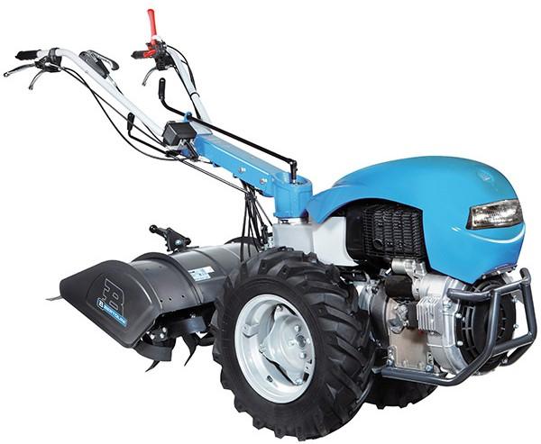 Motocultor diesel Bertolini 418S, 25LD425, 19 CP cu freza 90cm, pornire electrica