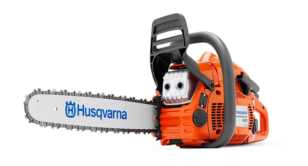 Motoferastrau Husqvarna 445 II, 38 cm