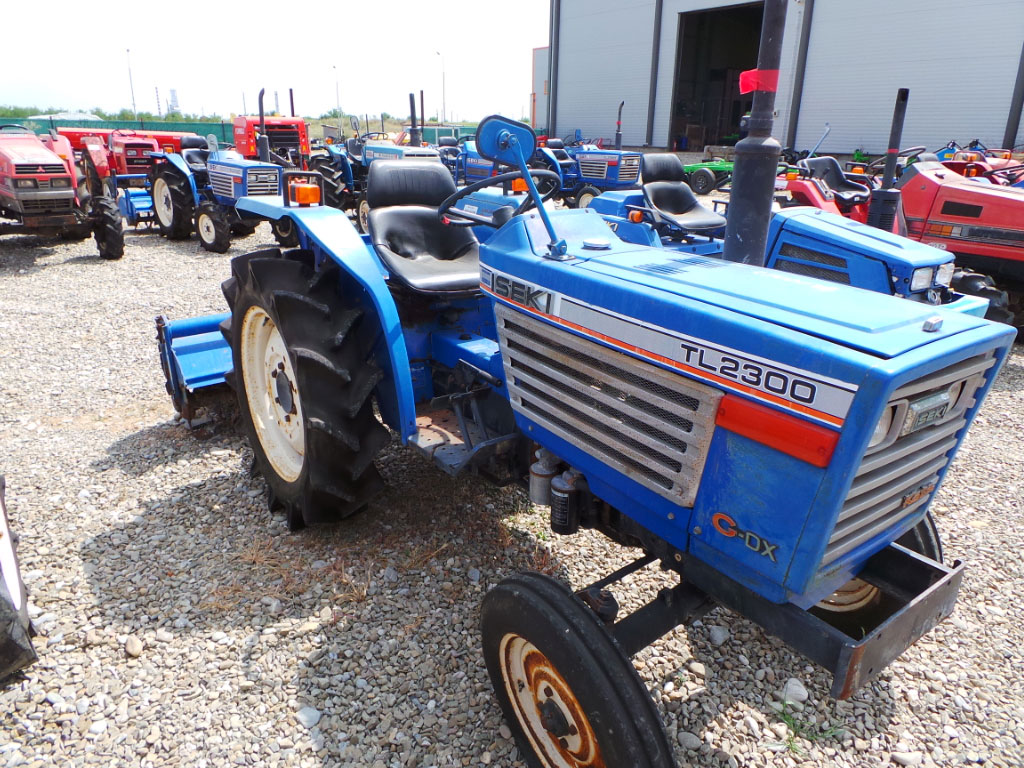 Tractor Second Hand ISEKI TL 2300, 23 CP, 4x2