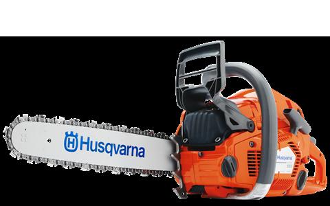 Motoferastrau Husqvarna 555, 46 cm