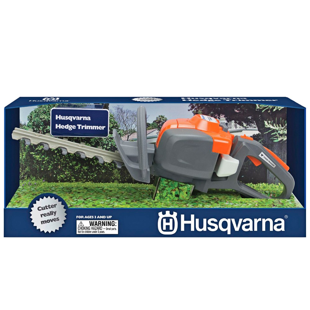 Foarfeca de tuns gard viu de jucarie Husqvarna