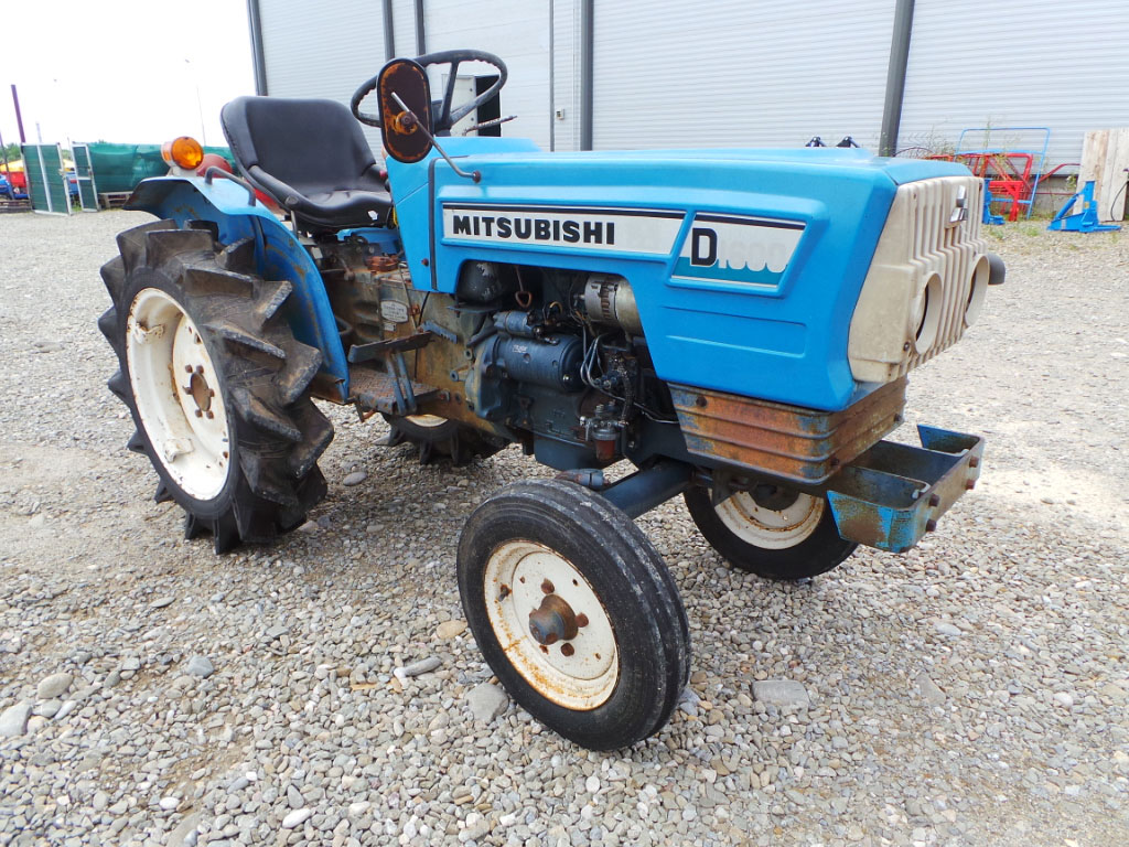 Tractor Second Hand Mitsubishi D 1600 S, 16 CP, 4x2