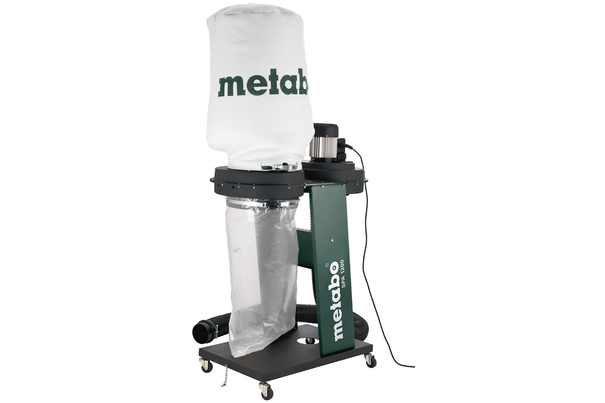 Exhaustor pentru rumegus Metabo SPA 1200