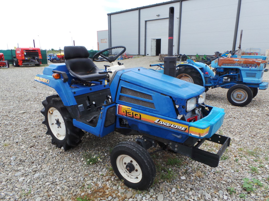 Tractor Second Hand Iseki TU 130 S, 13 CP, 4x2