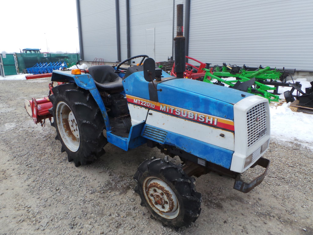 Tractor Second Hand MITSUBISHI MT 2201D, 22 CP, 4x4