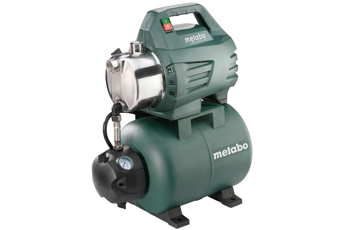 Hidrofor Metabo HWW 3500/25 S inox