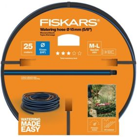 Furtun Fiskars 15mm (5/8) 25m Q3