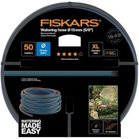 Furtun Fiskars 15mm (5/8) 50m Q4