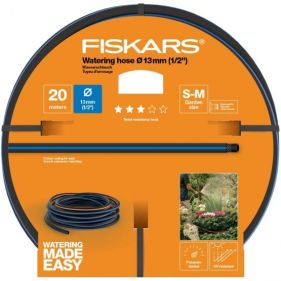Furtun Fiskars 13mm (1/2) 20m Q3