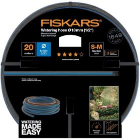 Furtun Fiskars 13mm (1/2) 20m Q4