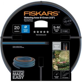 Furtun Fiskars 13mm (1/2) 20m Q5