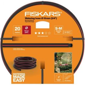 Furtun Fiskars 19mm (3/4) 20m Q3