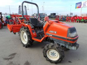 Tractor Second Hand Kubota Aste A-195 DT, 19 CP, 4x4
