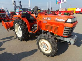 Tractor Second Hand Kubota L1-255 DT, 25 CP, 4x4