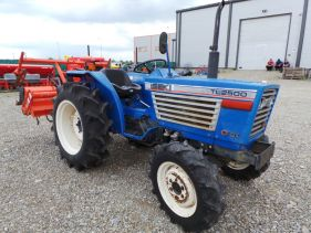 Tractor Second Hand Iseki TL 2500F, 25 CP, 4x4