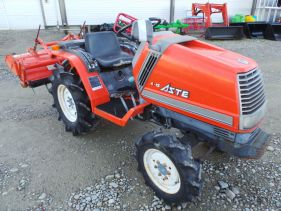 Tractor Second Hand KUBOTA ASTE A 15, 15 CP, 4x4