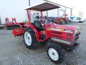 Tractor Second Hand SHIBAURA P21 F, 21 CP, 4x4