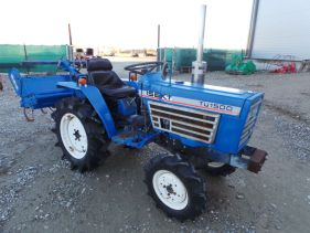 Tractor Second Hand ISEKI TU1500, 15 CP 4X4