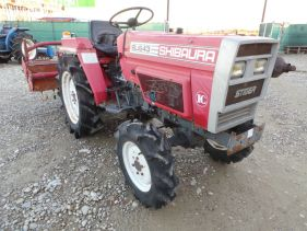 Tractor Second Hand SHIBAURA SL1643, 16 CP, 4x4