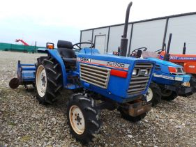 Tractor Second Hand Iseki TU 1700, 17 CP, 4x4