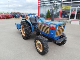 Tractor Second Hand ISEKI TL 2301, 23 CP, 4x4
