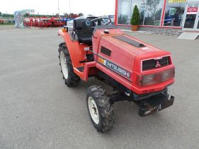 Tractor Second Hand MITSUBISHI MT 17 D, 17 CP, 4x4