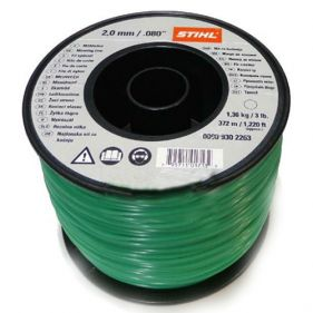 Fir nylon rotund 2mm x 372m Stihl