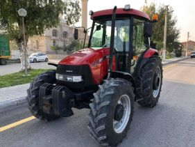 Tractor second hand CASE IH JX 100 PRO, an 2012, 2600 ore functionare, AC