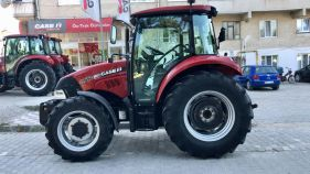 Tractor second hand CASE IH JX 55, an 2014, 1550 ore functionare, AC