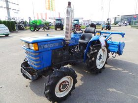 Tractor Second Hand Iseki TS2202F, 22 CP, 4x4