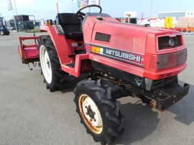 Tractor Second Hand Mitsubishi MT 20D, 20 CP, 4x4