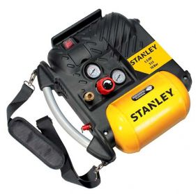 Compresor aer Stanley DN200/10/5 cu chinga transport