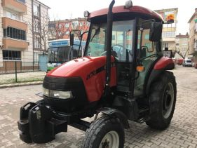 Tractor second hand CASE IH JX 70, an 2008, 3000 ore functionare, AC