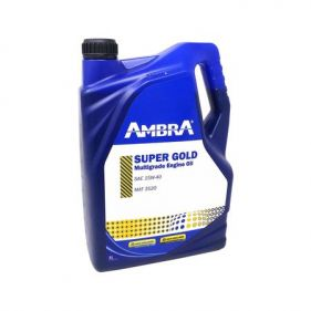 Ulei motor AmbrA Supergold 15W40 5L - New Holland