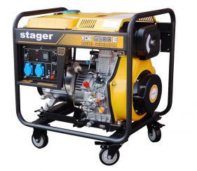 Stager YDE6500E - Generator Diesel