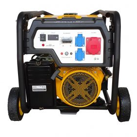 Stager FD 7500E3 generator open frame, benzina, 6.5kW