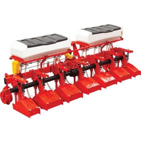 Cultivator  cu fertilizare BUFER model ACM-Sf, 3-5 randuri