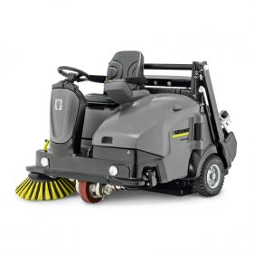 Masina de maturat cu post de conducere Karcher Professional model KM 125/130 Bp Pack 400Ah wet+KSSB