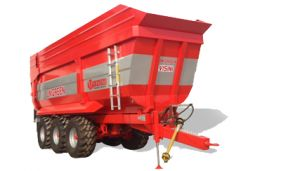 Dumper Mashio Gaspardo model Runner, 19-26 mc