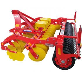 Disc cultivator compact Madara, model Princess