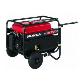Honda ECT 7000, Generator curent electric