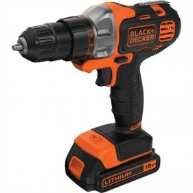 Masina de insurubat/gaurit Black+Decker MT218KB-QW MULTIEVO, 18V, 2 Akku x 1.5 Ah, 30 Nm, 1.0-10 mm, 1.46 kg + cutie de transport