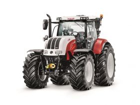 Tractor STEYR model 6165 CVT Basic, 180 CP