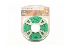 Fir nylon rotund 2.0mm x 123m Stihl