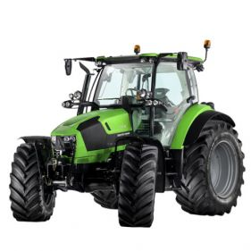 Tractor Deutz Fahr model 5120 C DT GS, 118 CP